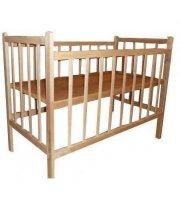 Детская кроватка КФ простая (только два положения дна)