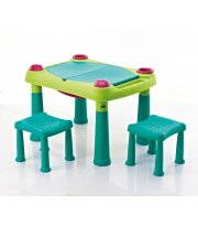 Стол для творчества Creative table +2stools