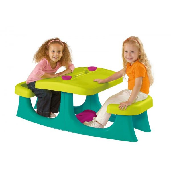 Стол для пикника PATIO CENTER W/O UMBRELLA