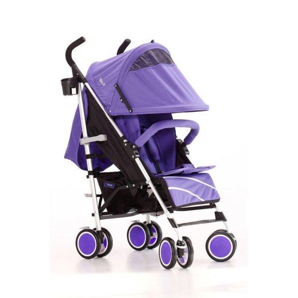 Коляска трость Viva Kids iWALK Фиолетовый