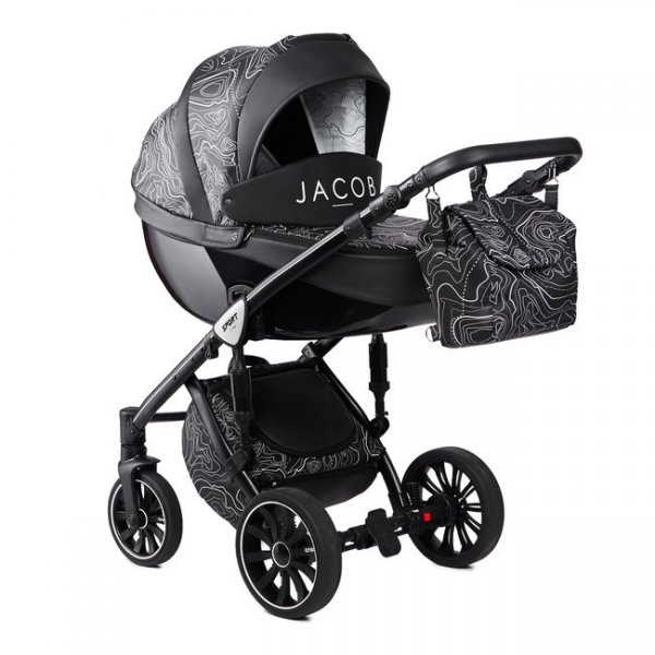 Коляска 2 в 1 Anex Sport Jacob Special Collection Q1 (AB07)