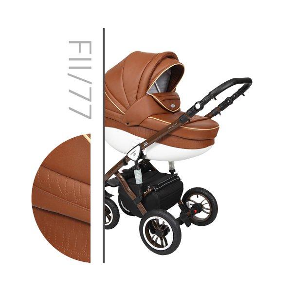 Коляска 2 в 1 Baby Merc Faster Style 2