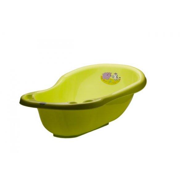 """Maltex Ванночка """"Зоо"""" 100см - салатовый"""