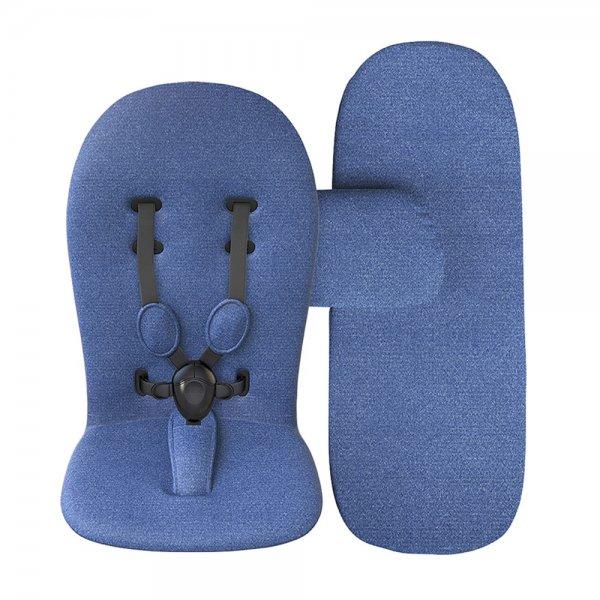 Стартовый набор для колясок Mima Denim Blue