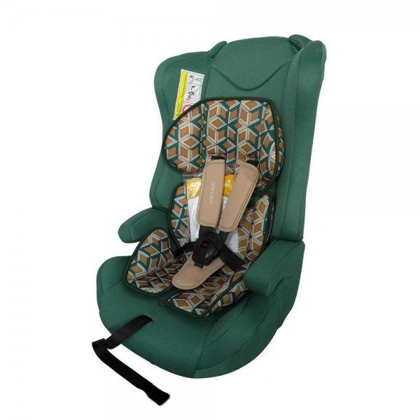 Автокресло 1/2/3 Babyhit Log's seat Dark green