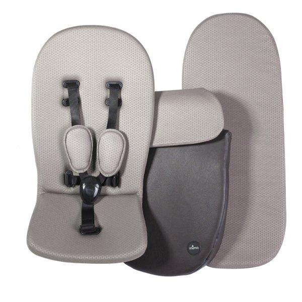 S1101SW - Комплект для коляски - Flair / Stone white