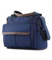 Сумка Dual Bag для коляски Inglesina Aptica College blue