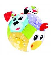 Развивающая музыкальная игрушка-мяч Yookidoo Друзья