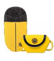 Набор для коляски Mima Xari Yellow