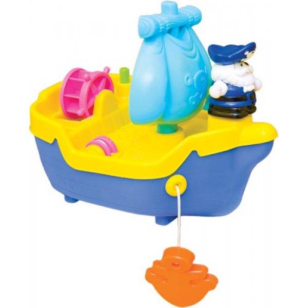 78680 - Игрушка для ванной -Судно пирата- (от 18 мес.)