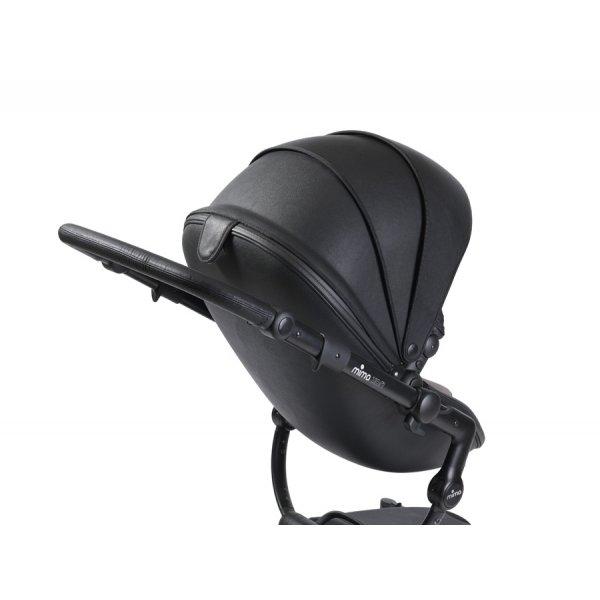 S1101110-07 - Капюшон на дополнительно сидение с люлькой (2 секции) - Black