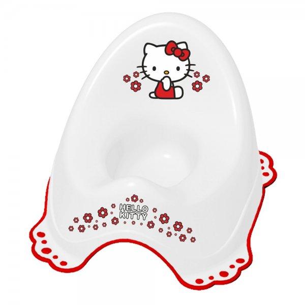 Детский горшок Maltex Hello Kitty Белый