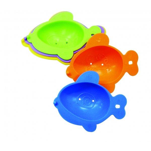 0102562 - Чашечки-формочки для ванной (от 12 мес.)