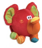 0102827 - Смеющийся шарик -Слоненок- (от 3 мес.)