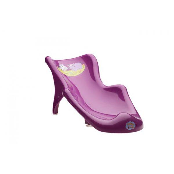 """Maltex. Сиденье для ванны """"Зоо"""" - фиолетовый"""