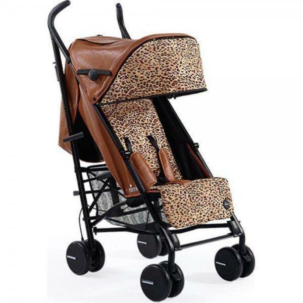 Матрасик в коляску Mima BO Leopard
