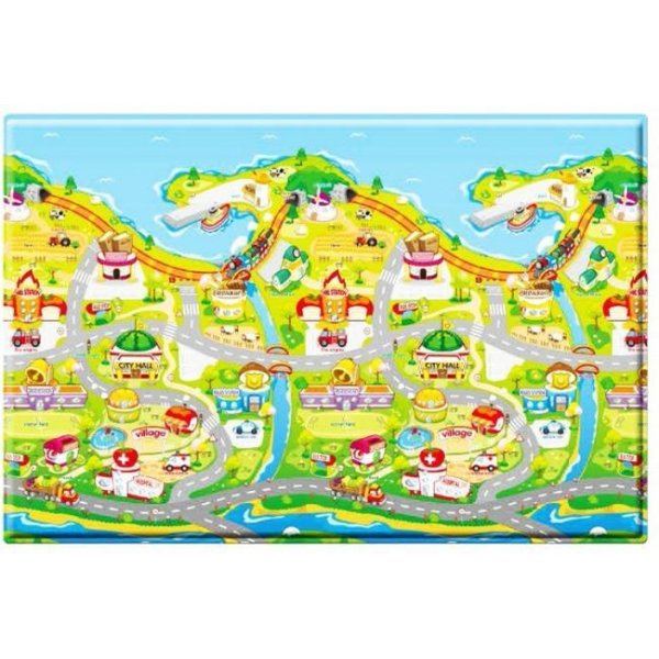 166044 - Коврик Fruit Farm (1850х1250х11 мм)