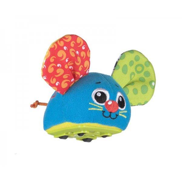 0183037 - Игрушка-каталка -Мышка-