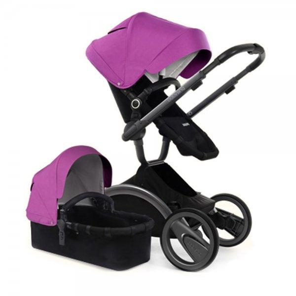 Универсальная коляска 2 в 1 Babysing V-GO Purple