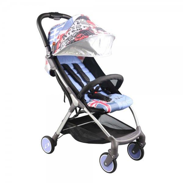 Прогулочная коляска Babyhit Babysing Grey
