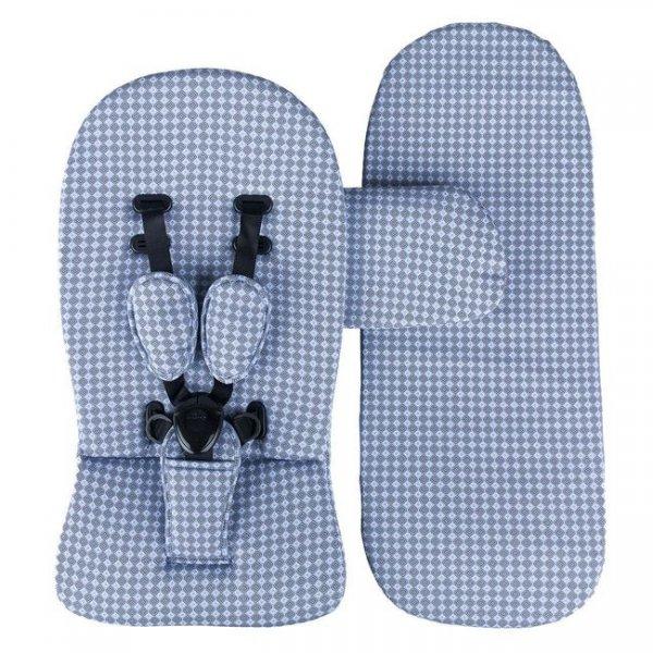 Стартовый набор для колясок Mima Retro Blue
