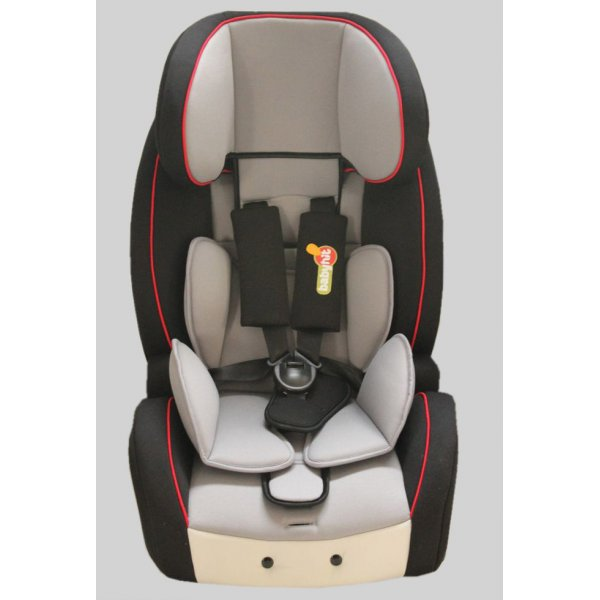 BabyHit. Автокресло Gallant (Isofix) - black grey - (1/2/3)