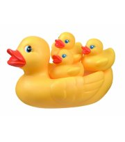 0170338 - Набор для ванной -Утиная семейка- (от 0 мес.)
