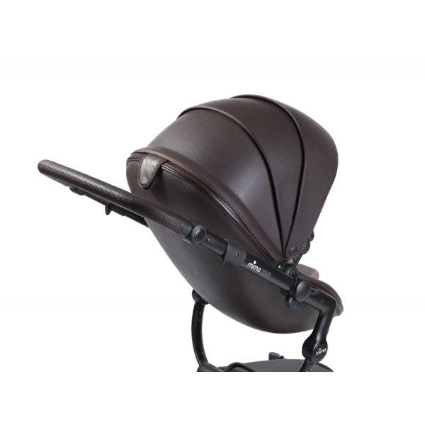 S1101615-07 - Капюшон на дополнительно сидение с люлькой (2 секции) - Chocolate