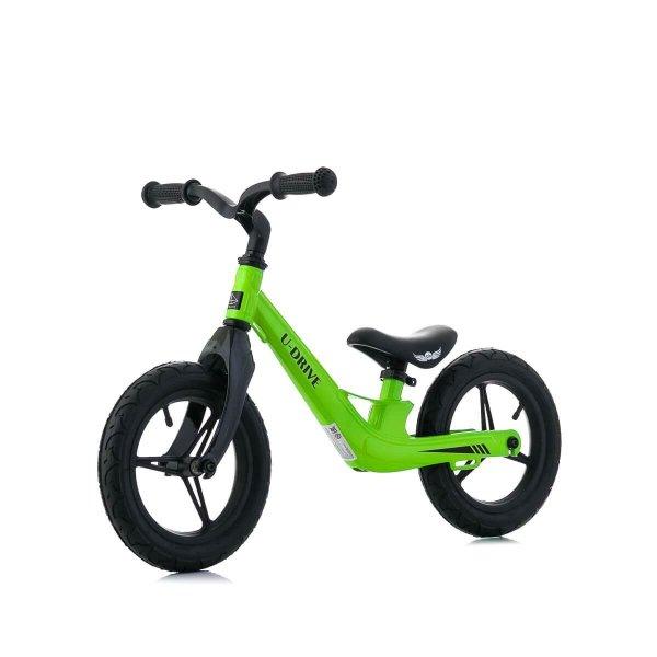 Детский беговел Babyhit U-Drive-12 Зеленый