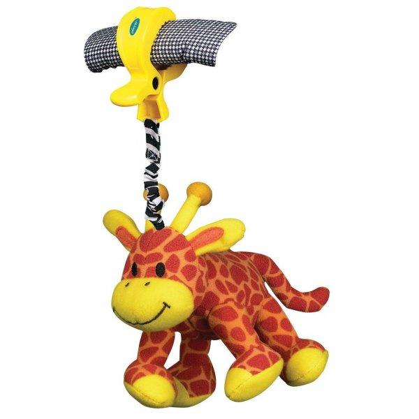 0111280 - Качающийся -Жираф- (маленькая) (от 0 мес.)