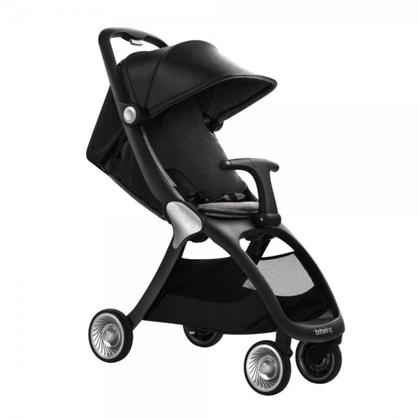 Прогулочная коляска Babysing K-GO Black