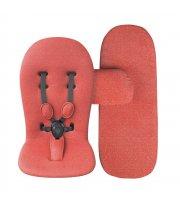 Стартовый набор для колясок Mima Coral Red