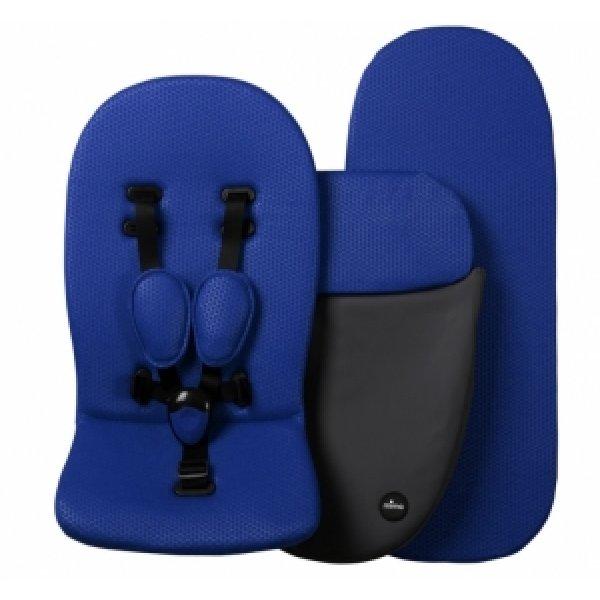 S1101300CB - Комплект для коляски - Dark Grey / Cobalt Blue