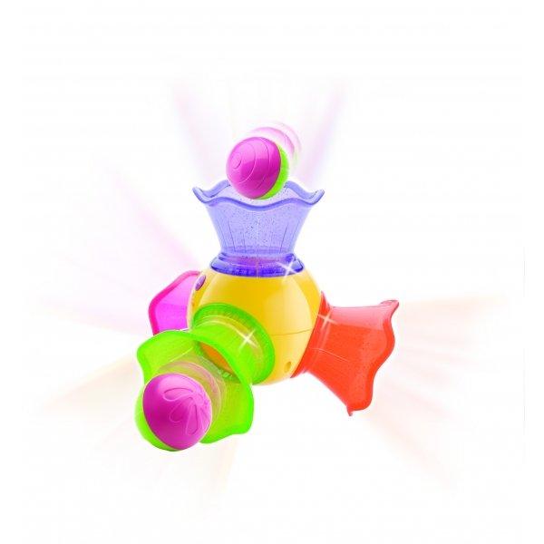 01752 - Музыкальная светящаяся -Труба с шариками- (от 9 мес.)
