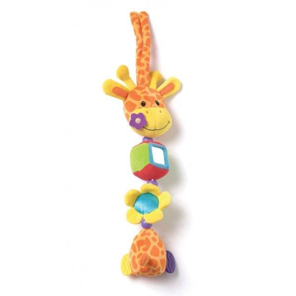 0111757 - Музыкальная подвеска на зажиме -Жираф- (от 0 мес.)