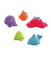 Игрушки для ванной Playgro брызгалки Морские обитатели