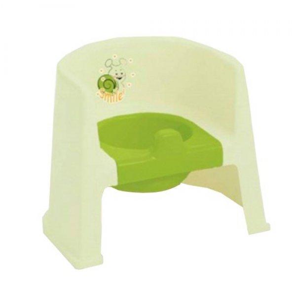 Детский горшок Geoby Р800 - Green