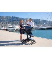 Прогулочная коляска Mima Xari Sport Black denim