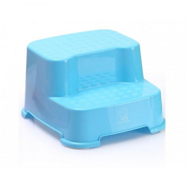 Ступеньки детские под унитаз и раковину Babyhood BH-504 Blue