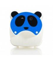 Ступеньки детские Babyhood BH-502 Панда Blue