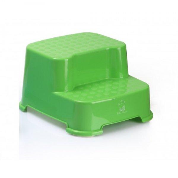 Ступеньки детские под унитаз и раковину Babyhood BH-504 Green