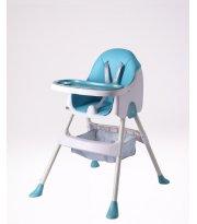 Стілець для годування Babyhood Преміум блакитний (BH-514B)