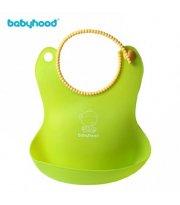 Фартук для кормления Babyhood Зеленый