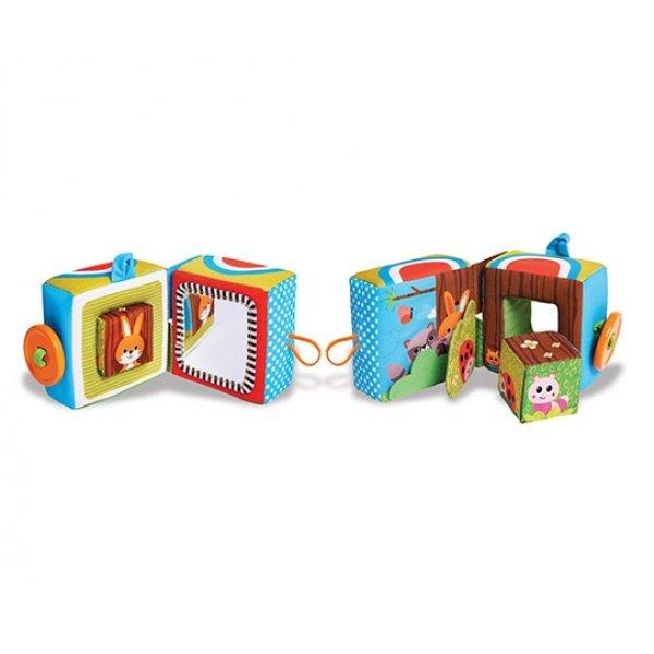 "Развивающая игрушка Tiny Love ""Двусторонний кубик"""