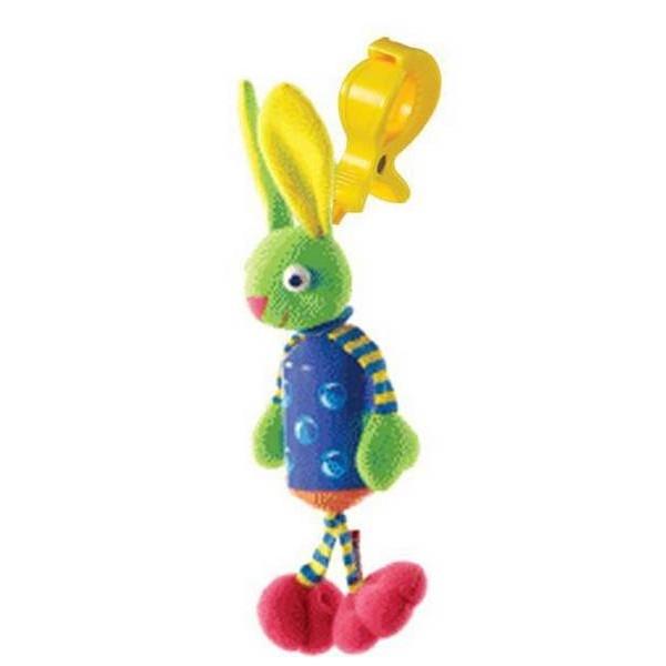 Погремушка Tiny Love Кролик с прищепкой
