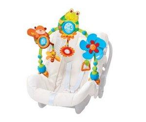 Игрушки на коляску, кроватку, стульчик