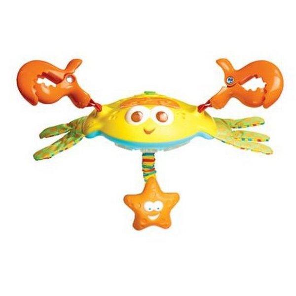 """Музыкальная игрушка-подвеска Tiny Love """"Веселый краб"""""""