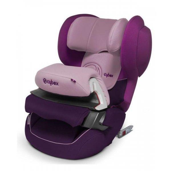 Автокресло Cybex Juno 2-fix, цвет violet spring