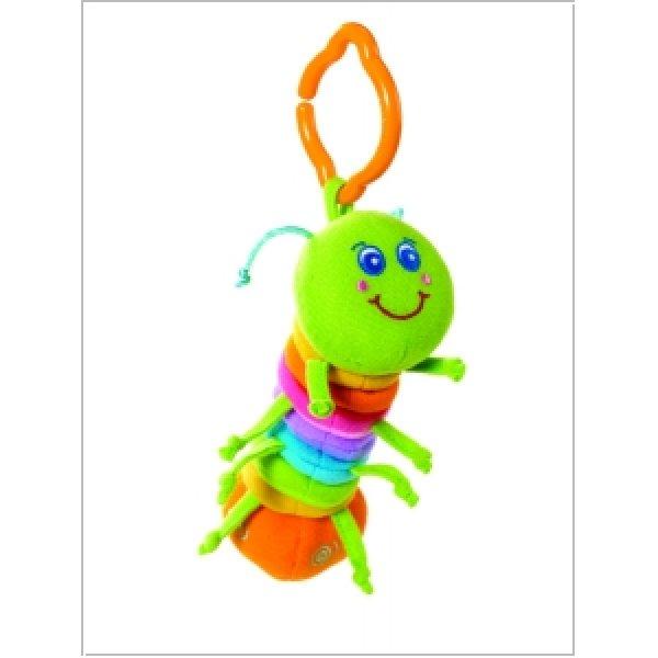 Развивающая игрушка Tiny Love Дрожащая гусеница Джей