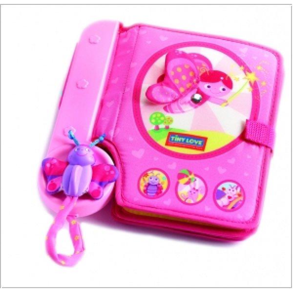 Электронная развивающая книжка Tiny Love Маленькая принцесса